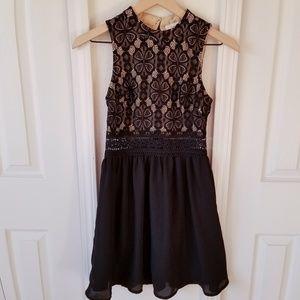 Francesca's Lace Cocktail Dress